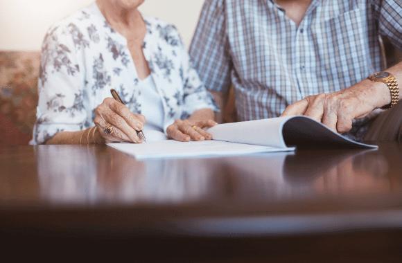 כתיבת צוואה וירושה