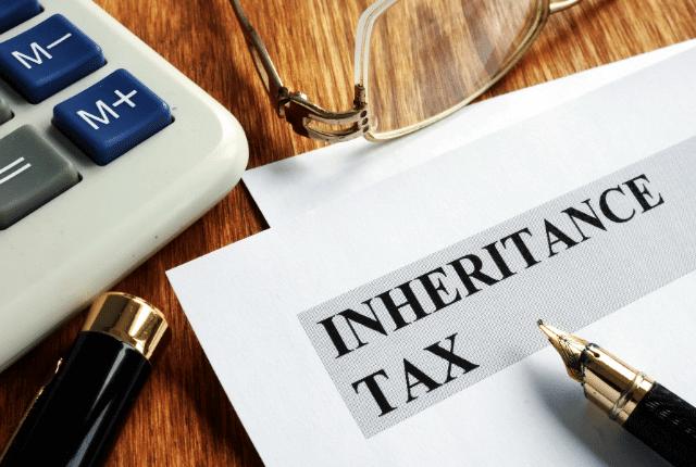 מס ירושה