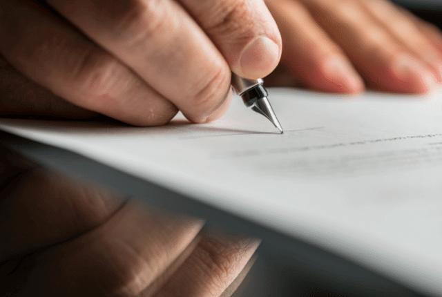 כתיבת צוואה